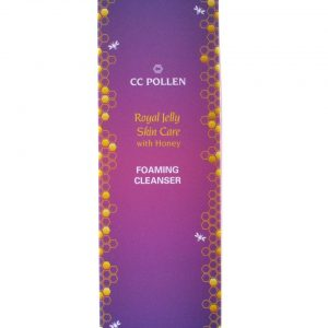 CC Pollen Royal Jelly Foaming Cleanser 4oz