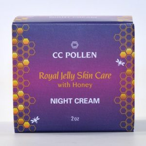CC Pollen Royal Jelly Night Cream 2oz